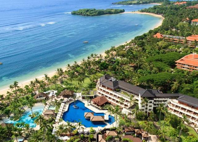 <福岡発>~フィリピン航空で行くアジアリゾート・バリ島~ ヌサドゥアエリアの5星大型リゾート「ヌサドゥア ビーチ ホテル & スパ」に泊まるバリ島 5日間!【カード決済OK】