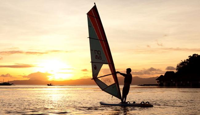 【アクティビティ】風まかせのウインドサーフィン/イメージ