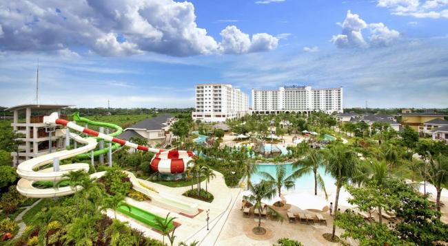 セブ島で最大級のリゾートホテルです/イメージ