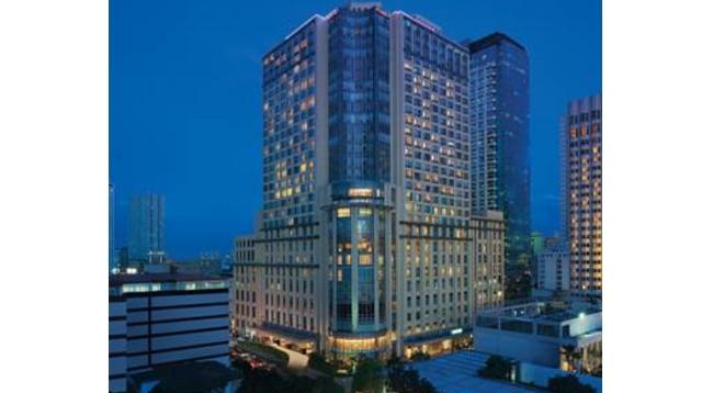 マラテエリアに位置し、近い便利なロケーションです/ニューワールドマニラ ベイホテル