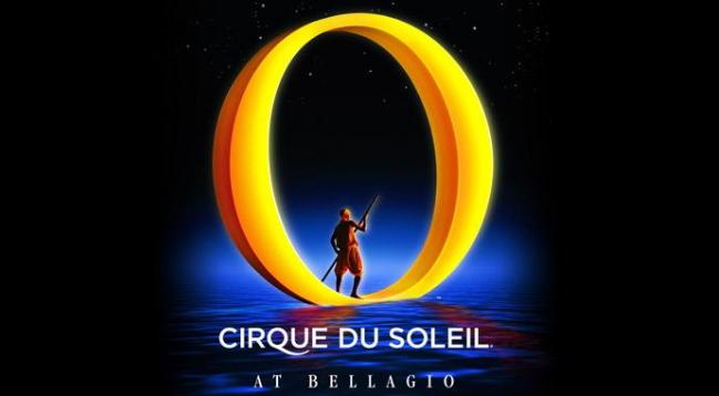 プールを舞台に行われるシルクドソレイユのショー「O」は人気!/ベラージオ/イメージ