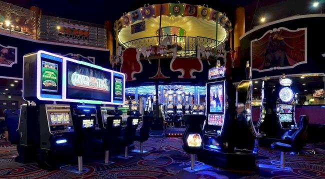 ミニマムベットが低いので、カジノビギナーも気軽に遊べます/サーカスサーカス/イメージ