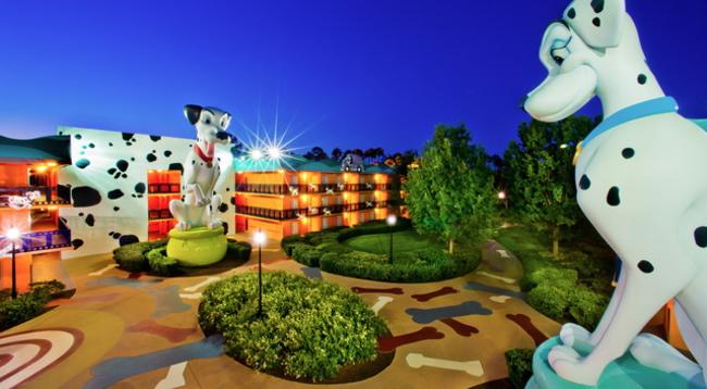 ディズニーオールスターリゾート/イメージ(c)Disney
