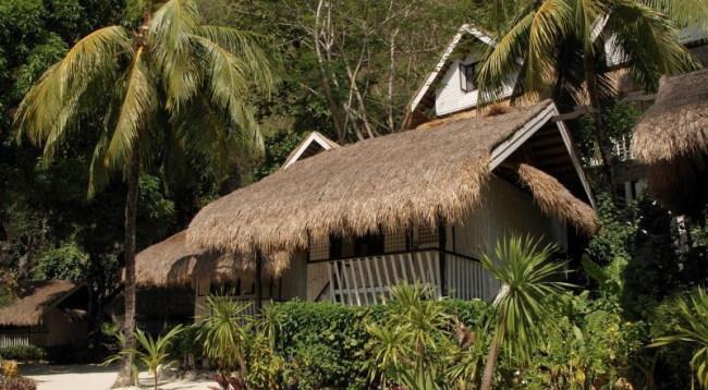 【ガーデンコテージ】リゾートを囲むように建てられており、緑に囲まれているので居心地の良い客室です/イメージメージ