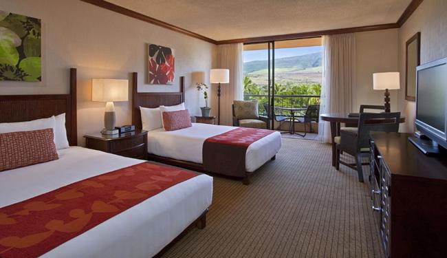 お部屋はラナイ(ベランダ)付きで、WIーFIも利用できます。/イメージ/ハイアットリージェンシーマウイ