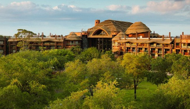サファリ気分満点の高級リゾート♪アニマルキングダム/イメージ(c)Disney