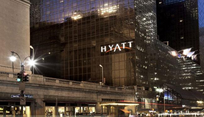 ニューヨークの玄関口、グランドセントラル駅に直結/グランドハイアット/イメージ