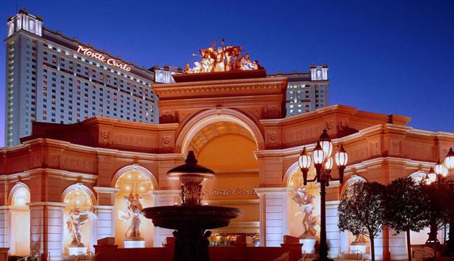 フランスの高級リゾート地、モナコをテーマにしたホテル/モンテカルロ/イメージ