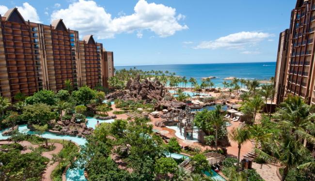 ハワイ初のディズニーリゾート!/アウラニディズニーリゾート/イメージ(c)Disney <br />