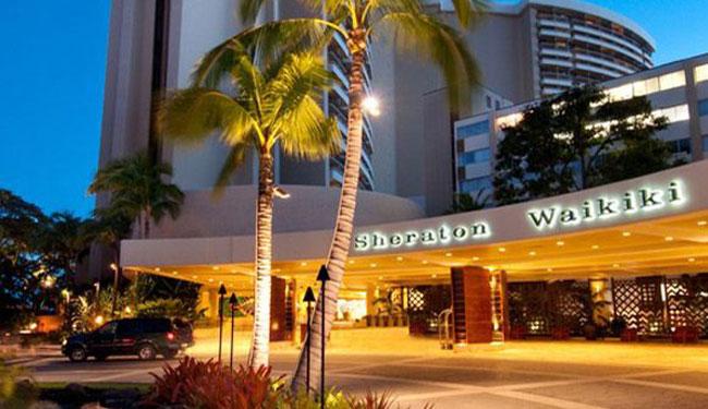ワイキキのほぼ真ん中に位置する好立地デラックスホテル/シェラトンワイキキ/イメージ