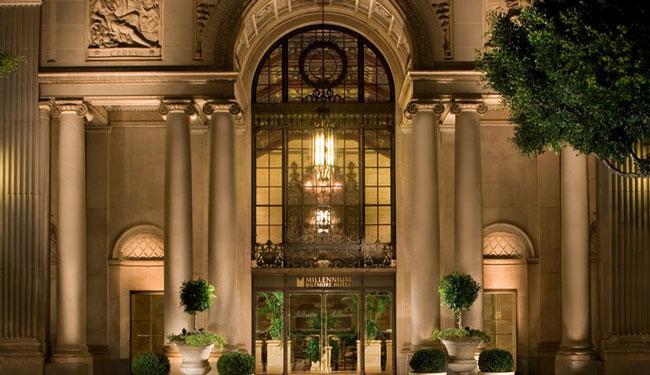 90年以上の歴史があるホテルです/イメージ