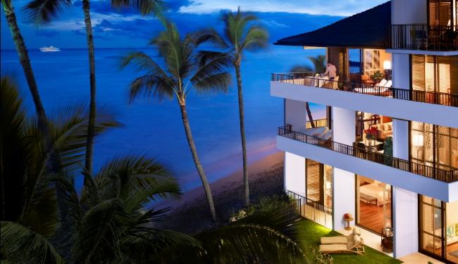 ハワイ語で「天国の館」という名に相応しい極上リゾート/ハレクラニ/イメージ