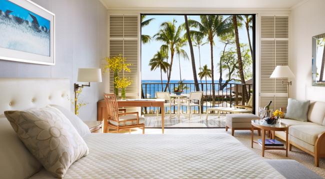 約48平米!穏やかな海とプールを望むお部屋/ハレクラニ/イメージ