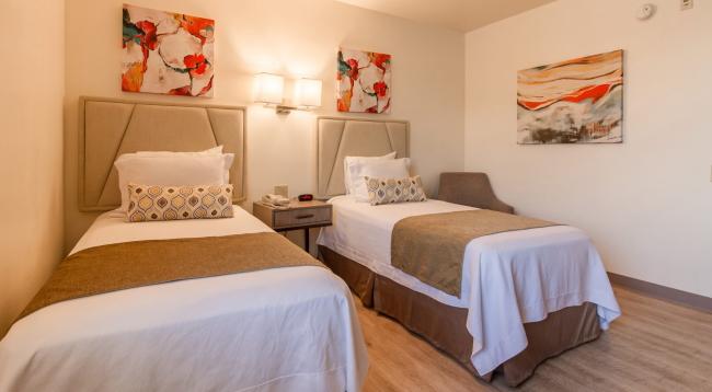 改装されたお部屋。無料Wi-Fiが利用できます/カワダホテル/イメージ