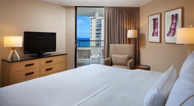 ベッドルームからも海が見えます/モアナサーフライダー/イメージ