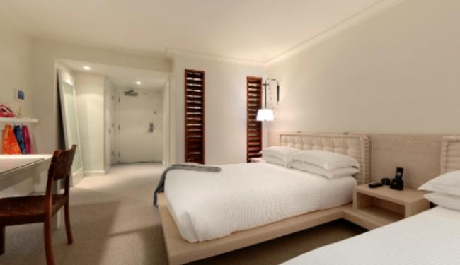 約36平米のお部屋です/ザ・モダン・ホノルル/イメージ