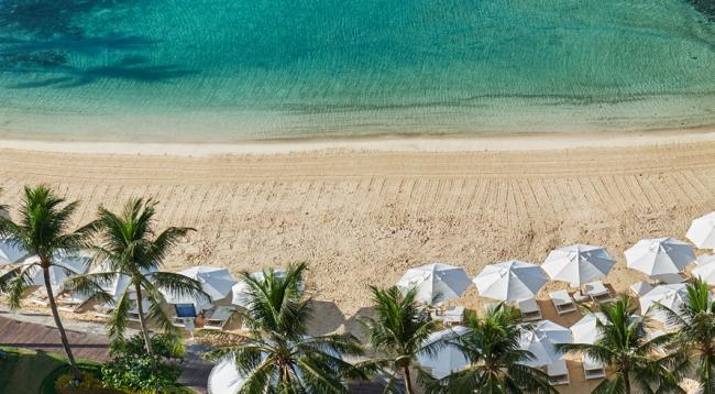 魚も見える美しいプライベートビーチ/イメージ/モーベンピック