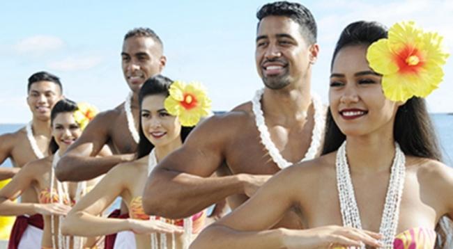 【プランAを選択した場合】ハワイアンライブ、ショーをディナーと共にお楽しみ下さい/イメージ