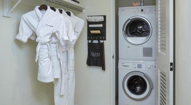 お部屋に洗濯機・乾燥機も付いています/イメージ
