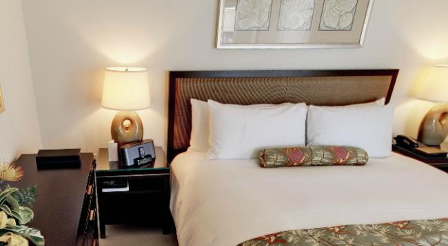 寝室1部屋とリビングルームが分かれた1ベッドルーム/トランプ/イメージ