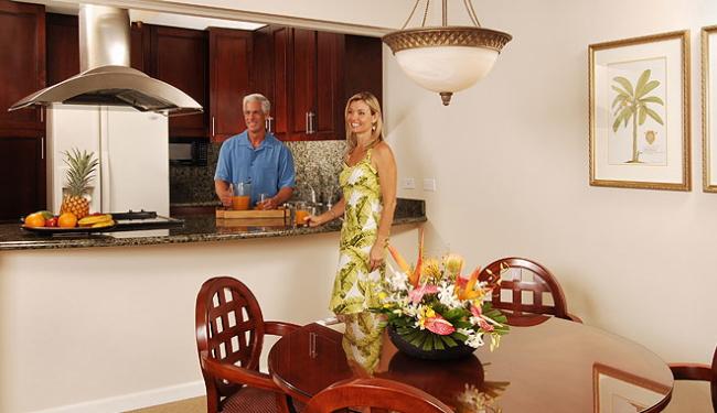 お部屋にはキッチン、洗濯機、乾燥機があって便利/アストンワイキキビーチタワー/イメージ