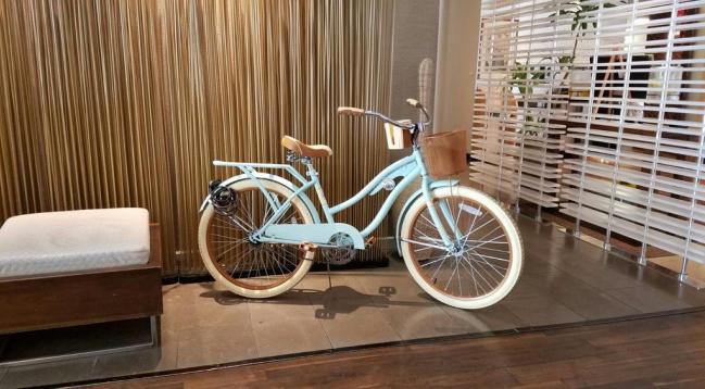 自転車やビーチ用品のレンタルもあります/ホテルラクロイ/イメージ