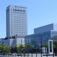 ANAクラウンプラザホテル富山<外観>