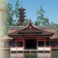 宮島・厳島神社(イメージ)
