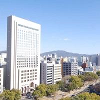 三井ガーデンホテル広島 全景